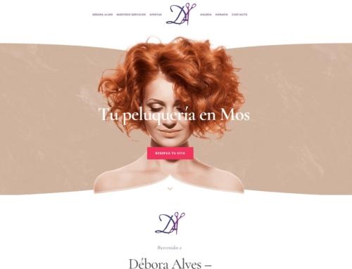 Debora Alvés peluquería y estética